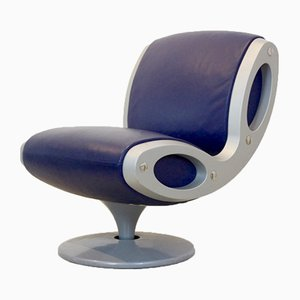 Italian Gluon Swivel Chair by Marc Newson for Moroso, 1990s