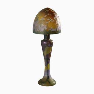 Antike französische Tischlampe
