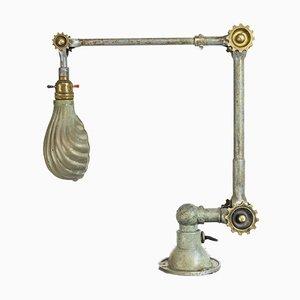 Antike Cog Factory Mechaniker Lampe von Dugdill