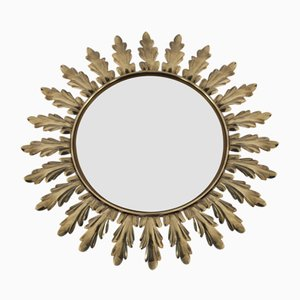 Vintage Hollywood Regency Mirror from Deknudt