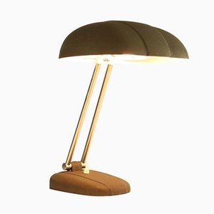 Vintage Table Lamp by Sigfried Giedion for BAG Turgi