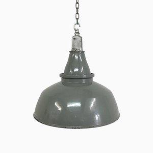 Große Fabriklampe von Thorlux, 1950er