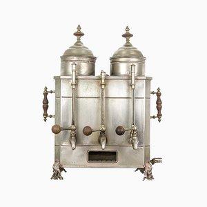 Antiker Kaffeespender im Jugendstil