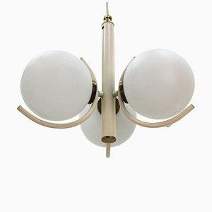 Lámpara de araña era espacial de Richard Essig, años 60