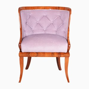 19th-Century Biedermeier Armchair