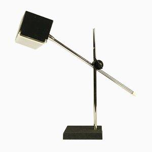 Technikerlampe mit Gelenkarm von Leclaire & Schäfer, 1960er