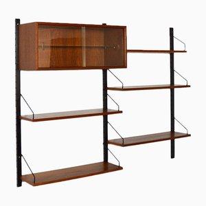 Estantería modular de Poul Cadovius, años 60