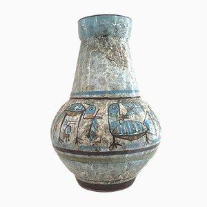 Vase en Céramique par Joel Baudoin pour Joel Baudoin Durtal, 1960s