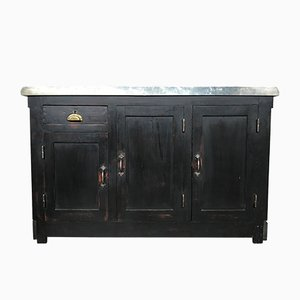 Antique Copper, Fir & Zinc Buffet