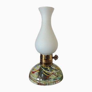 Mid-Century Tischlampe von Dino Martens für Toso Aureliano