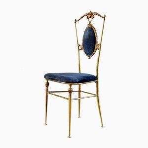 Vintage Hollywood Regency Italian Chair, 1950s