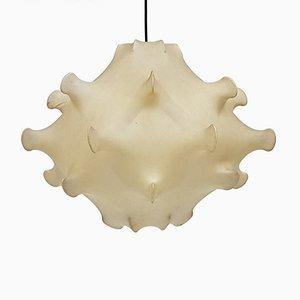 Lámpara colgante Taraxacum Cocoon de Achille & Pier Giacomo Castiglioni para Flos, años 60