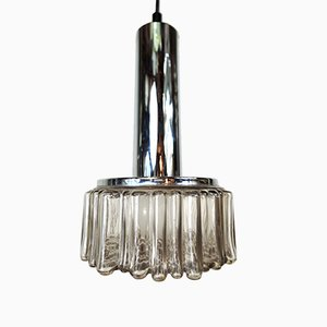 Mid-Century P105 Pendant Lamp from Staff, 1970s