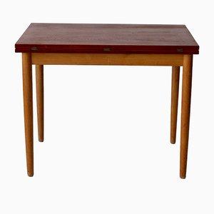 Mid-Century Flip Top Spieltisch von Børge Mogensen für Bra Bohag, 1950er