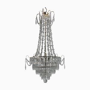 Swedish Chandeliers, 1930s, Set of 2