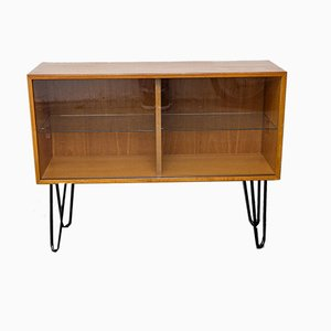 Danish Teak Showcase by Thygesen & Sørensen for Hansen & Guldborg, 1960s