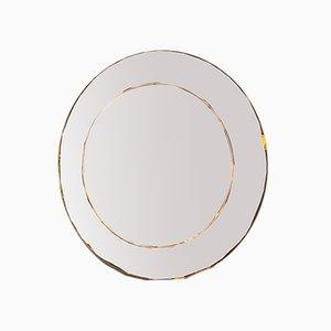 Italian Wall Mirror from Fontana Arte, 1930s