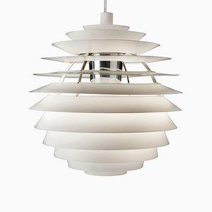 Lampe à Suspension Louvre par Poul Henningsen pour Louis Poulsen, Danemark, 1950s