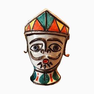 Jarrón King de Giovanni de Simone, años 60
