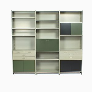 Model 5600 Shelving by Cordemeijer and Holleman for Gispen, 1960s