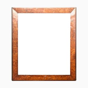 Antique Burl Walnut Frame