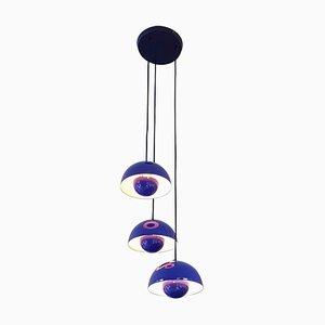 Cluster Lampe von Verner Panton für Louis Poulsen, 1960er