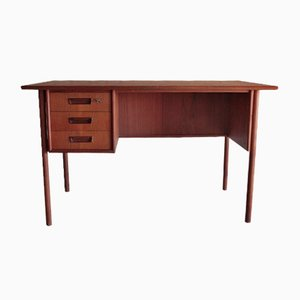 Schreibtisch von Gunnar Nielsen für Tibergaard, 1960er