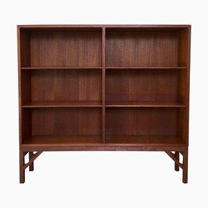 Dänisches Bücherregal aus Teak von Børge Mogensen für C.M. Madsen, 1950er