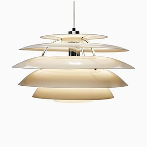 Italian Model 1262 Pendant Lamp from Stilnovo, 1960s