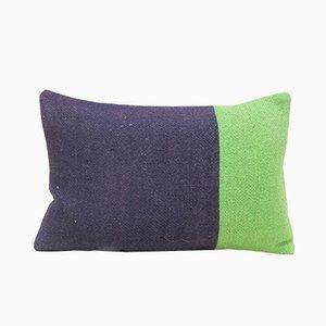 Housse de Coussin Lumbar Kilim de Vintage Pillow Store Contemporary
