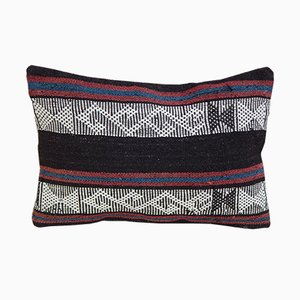 Turkish Handmade Kilim Sofa Cushion Cover from Vintage Pillow Store Contemporary