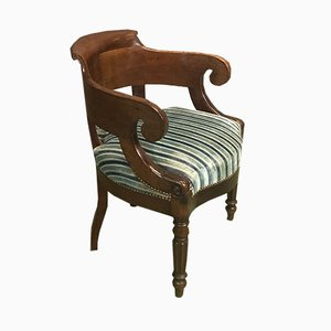 19th Century Mahogany Armchair
