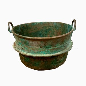 Antique French Confectioner's Pot