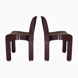 Stühle von Joe Colombo für Kartell, 1960er