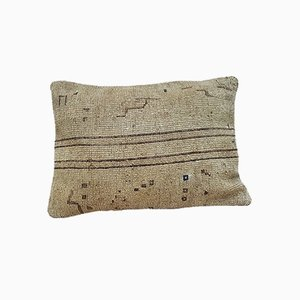 Handmade Oushak Lumbar Pillow Cover from Vintage Pillow Store Contemporary