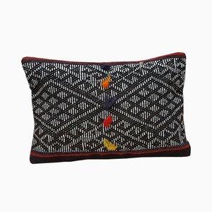 Kissenbezug mit afrikanischem Muster von Vintage Pillow Store Contemporary