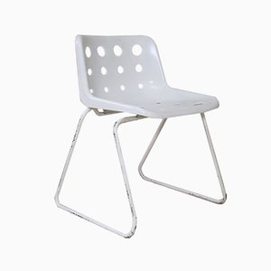 Chaises Empilables Polo Mid-Century par Robin & Lucienne Day, Set de 8