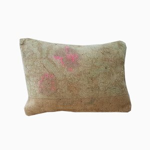 Oushak Wollkissenbezug von Vintage Pillow Store Contemporary