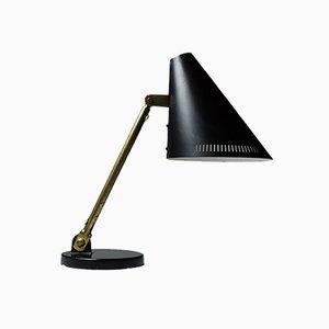 Lampe de Bureau Modèle 9222 Vintage par Paavo Tynell pour Taito Oy, Finlande