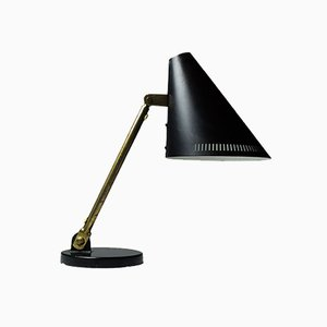 Vintage Finnish Model 9222 Table Lamp by Paavo Tynell for Taito Oy