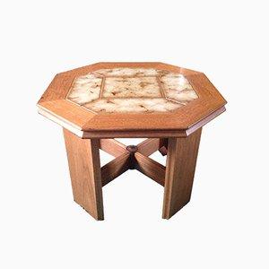 Tavolino da caffè esagonale di G-Plan, anni '70