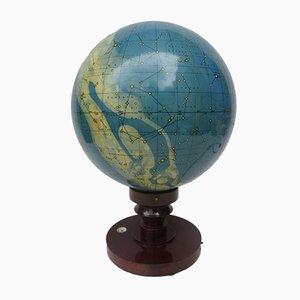 Vintage Celestial Globe by Edwin Hammar for Columbus-Verlag GmbH