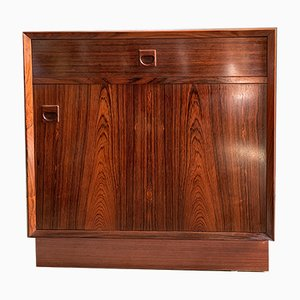 Mueble vintage de palisandro de Brouer Møbelfabrik, años 60