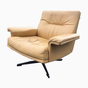 Chaise DS35 Vintage en Cuir de de Sede