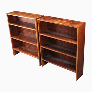 Set of Danish Rosewood Bookcase 1960s