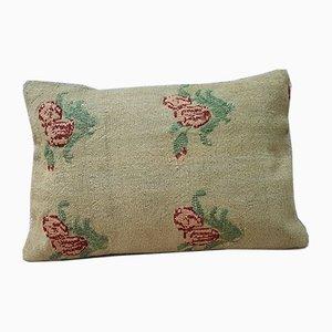 Wollkissenbezug mit französischem Muster von Vintage Pillow Store Contemporary