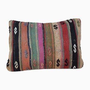Coussin Lumbar Kilim de Vintage Pillow Store Contemporary