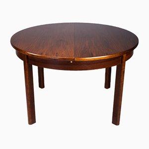 Tavolo da pranzo vintage allungabile in palissandro di G-Plan