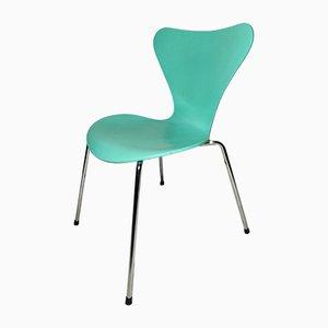 Stuhl aus der 7er Serie von Arne Jacobsen für Fritz Hansen, 1990er