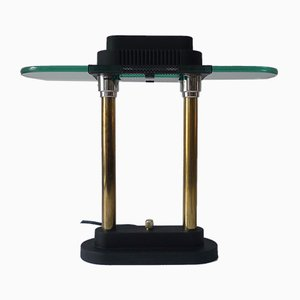 Postmodern Table Lamp by Robert Sonneman for George Kovacs, 1980s